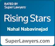Nahal Nabavinejad Super Lawyers 2021